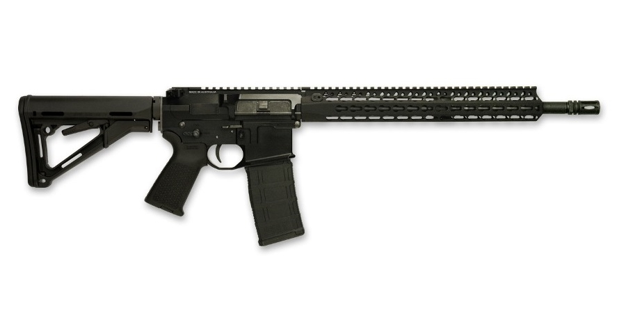 Australian-made WT-15 rifle in .223 or 300 Blackout